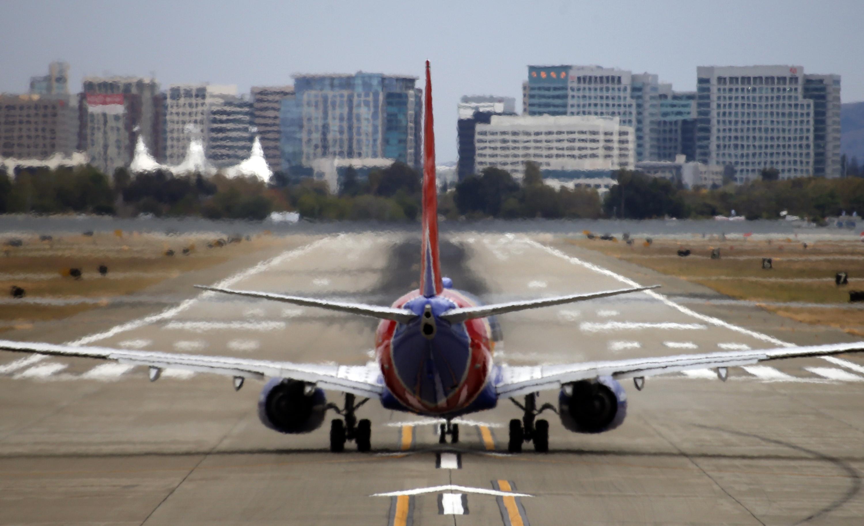 san jose airport nears