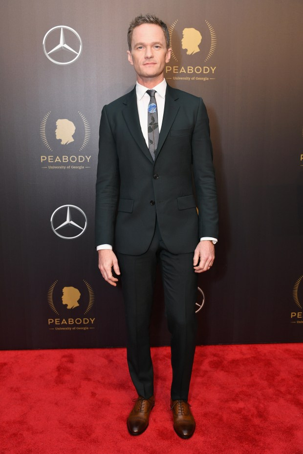 NEW YORK, NY - MAY 19: Actor Neil Patrick Harris attends The 77th Annual Peabody Awards Ceremony at Cipriani Wall Street on May 19, 2018 in New York City. (Photo by Michael Loccisano/Getty Images for Peabody )