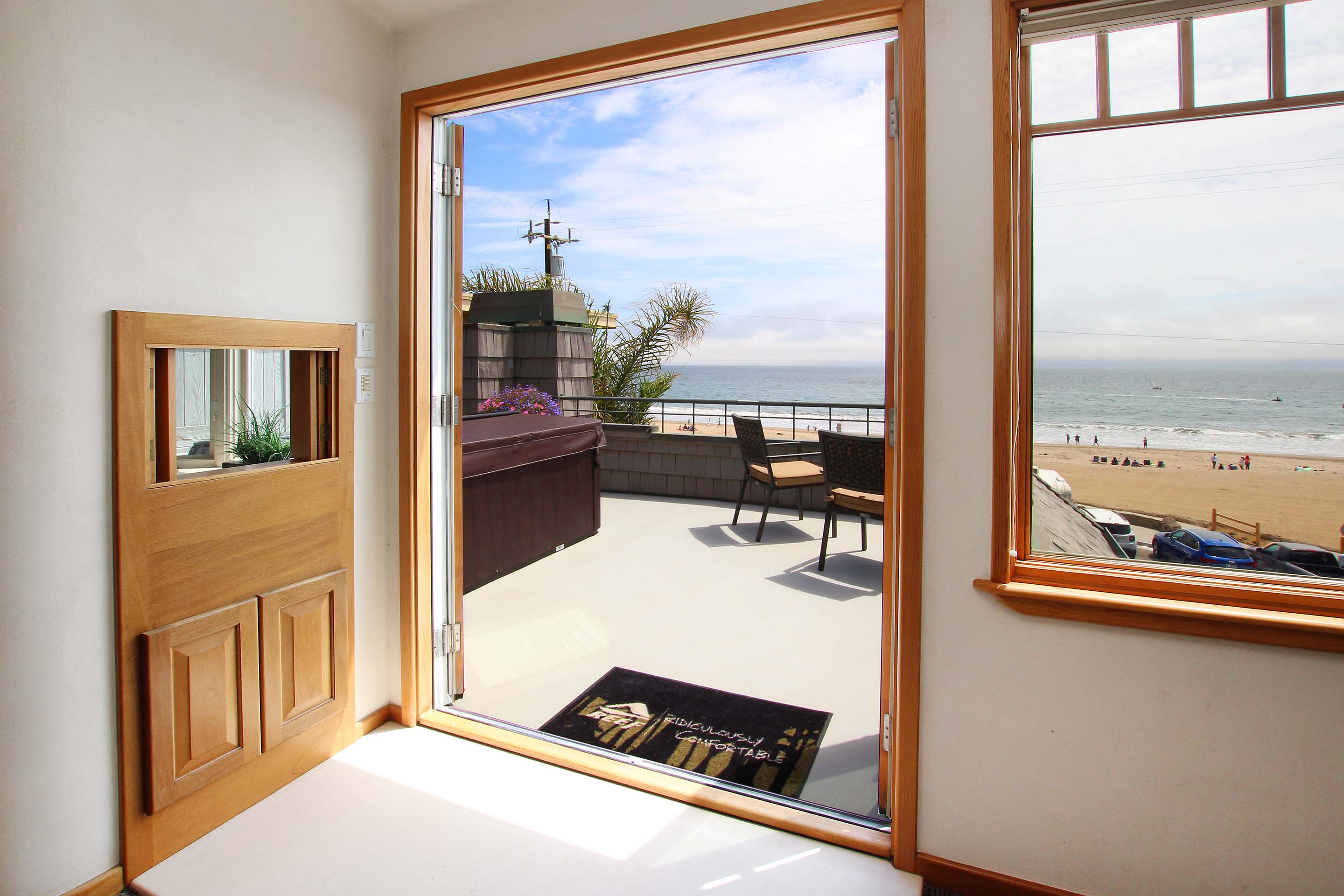 sponsored this beachfront craftsman style home at the santa cruz rh mercurynews com