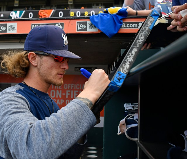 Brewers Hader Faces Giants Face Amidst Racist Tweet Controversy