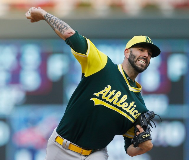 Mike Fiers Says As Are Best Team In Their Division