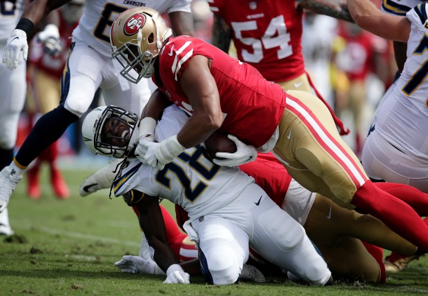 the best attitude d4883 c2a28 49ers mailbag: 'Should they shop Richard Sherman'