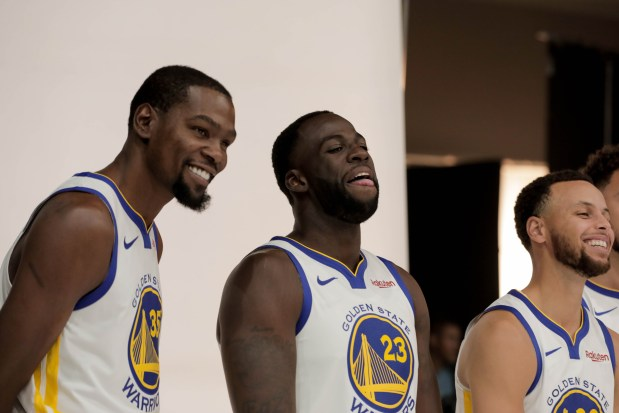e223843cc8d9 The Draymond-Durant fight could be the end for the Warriors