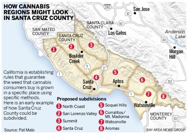 由于波尔多是葡萄酒,加利福尼亚州的大麻寻求自己的身份
