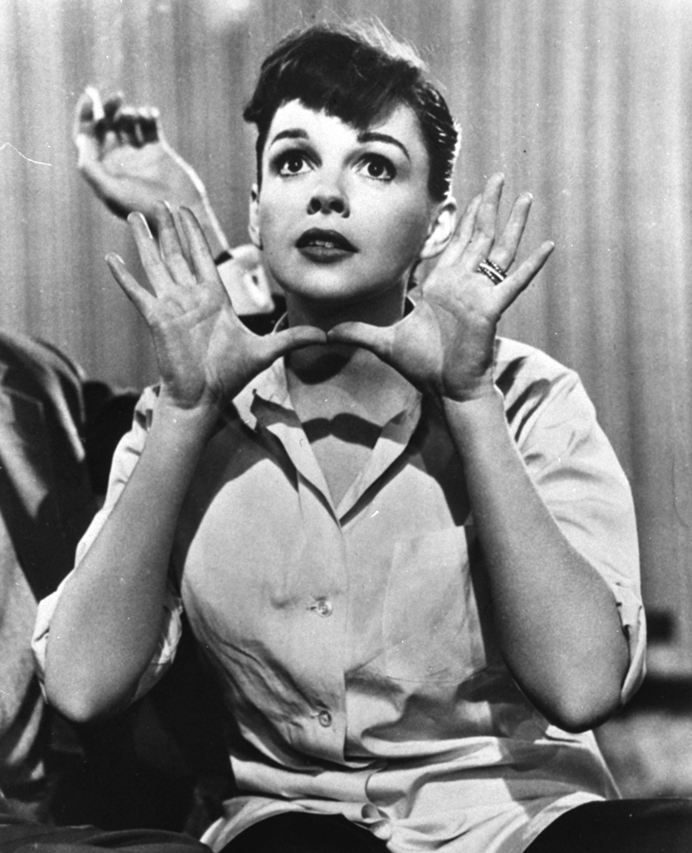 Judy garland oral sex reputation