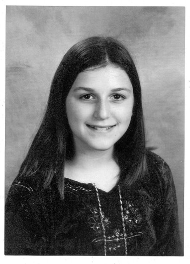 The remains of Alycia Mesiti-Allen were found in March buried behind her father's former Central Valley home. Ceres police describe the father as the chief suspect in the death of Alycia, who was 14 when she vanished. Courtesy of Roberta Allen