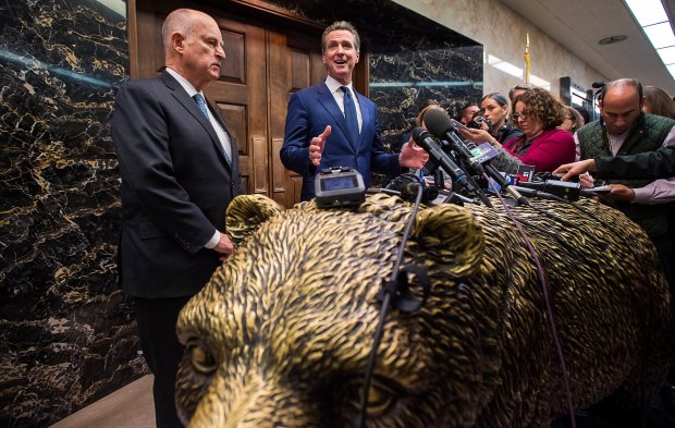 Get ready, California: How Gavin Newsom is not Jerry Brown