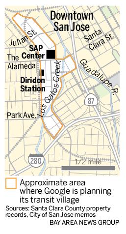 Lawsuit Hits Secrecy Over Downtown San Jose S Google Village
