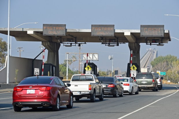 Time to end cash tolls in the Bay Area?