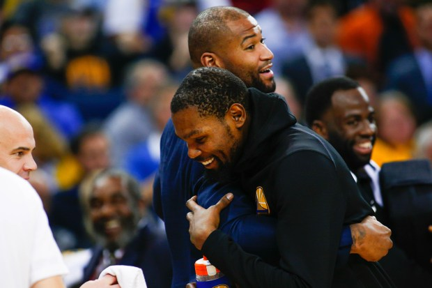 8e3f94a0e Warriors  Why DeMarcus Cousins  debut is perfectly timed