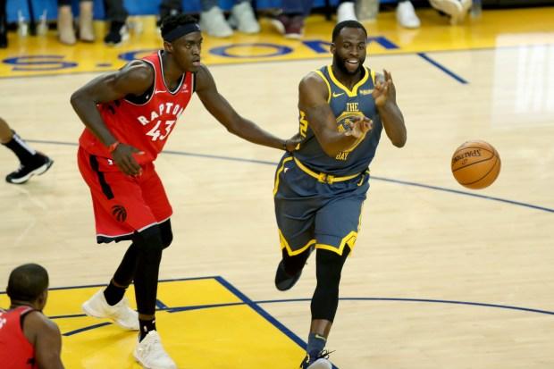 22962f4cc6b62f Warriors  lack NBA Finals material vs Raptors