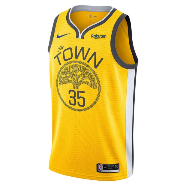 wholesale dealer 5977a 40a88 How the Warriors, NBA are entering a new jersey frontier