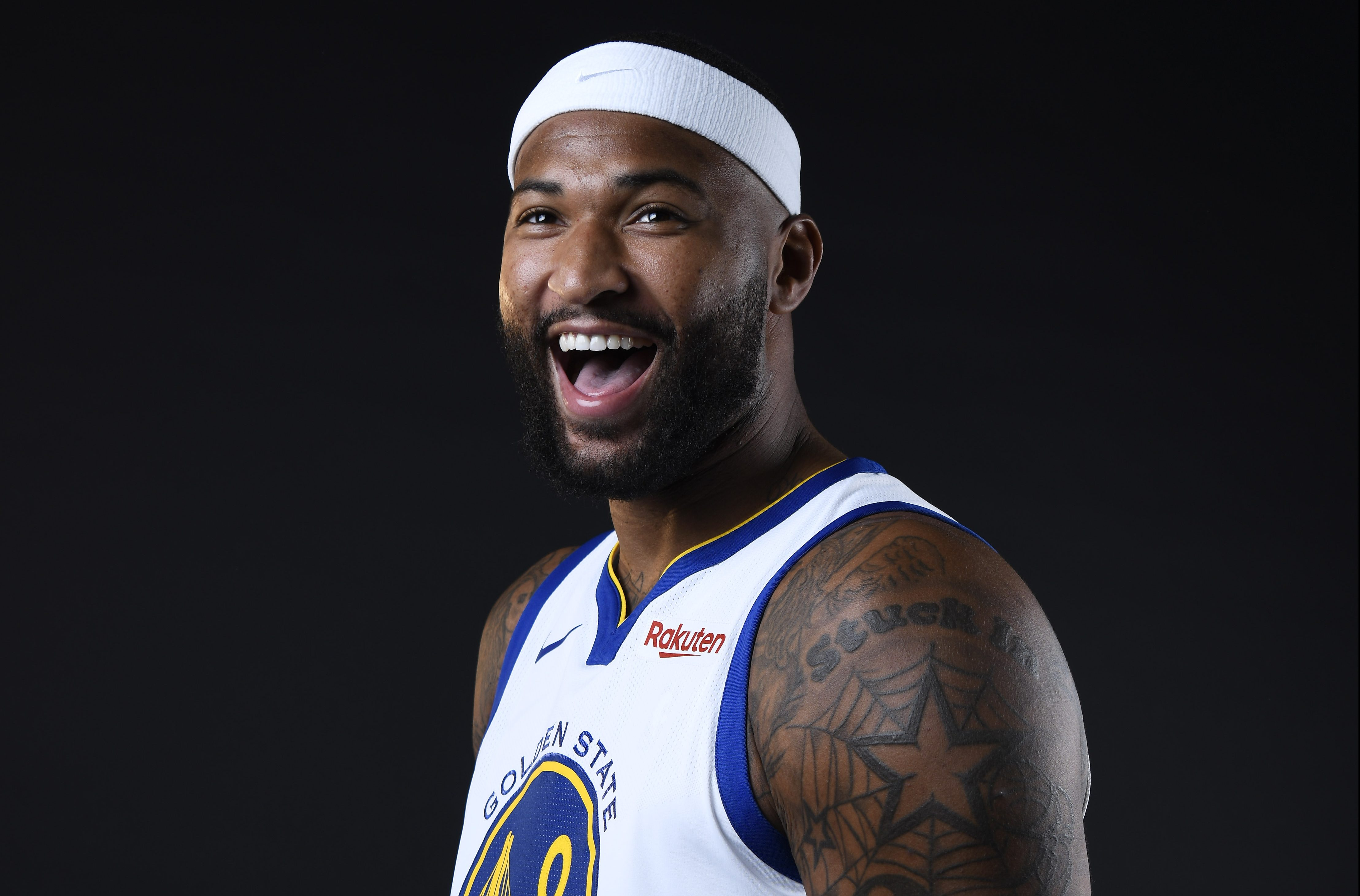 Kurtenbach why demarcus cousins  debut is coming at the perfect time for warriors also perfectly timed rh mercurynews