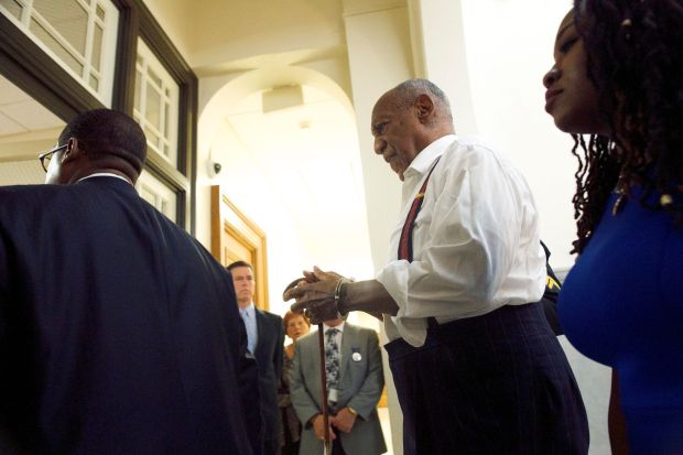 a8b5f1732ab Bill Cosby is  Mr. Popular  in prison