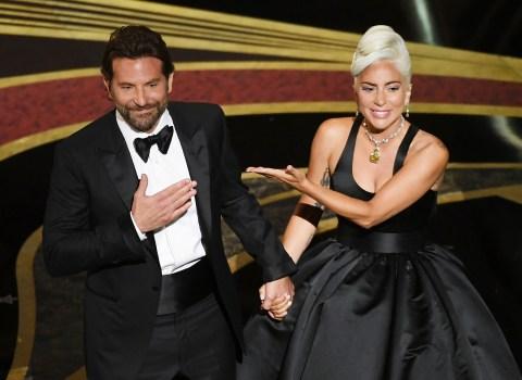 Lady Gaga Bradley Cooper Created Their Oscars Love Story