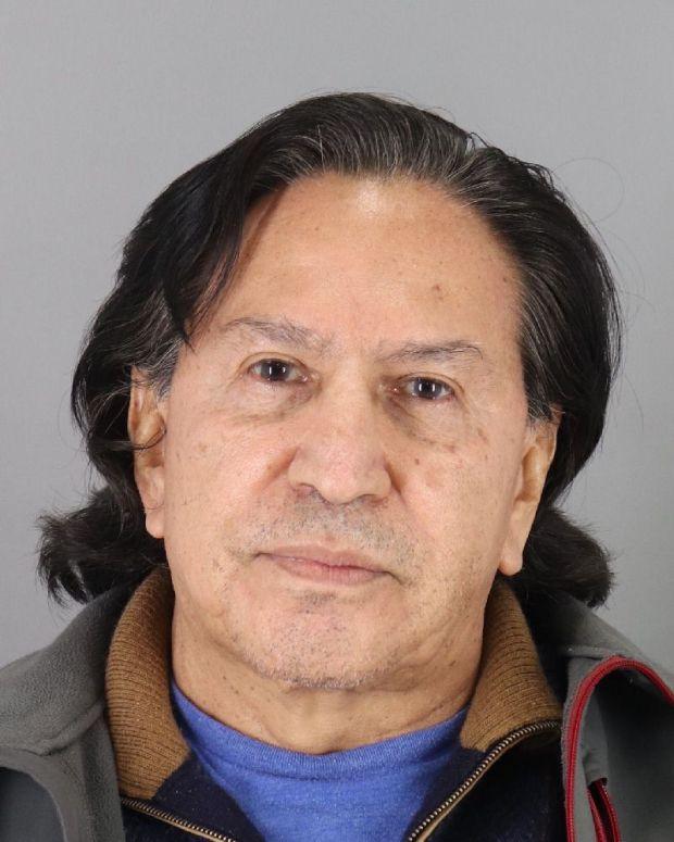 Ex-Peruvian president jailed after drunkenness arrest near Menlo Park