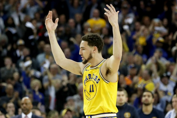 Warriors 116; Nuggets 102: Warriors on track for No. 1 seed