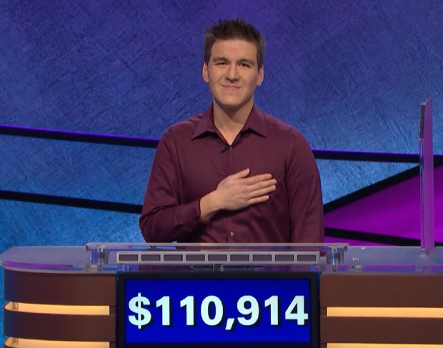 How James Holzhauer is gaming the board on 'Jeopardy!'