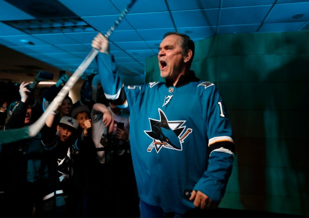 best service fb3b9 1cbe0 NHL Stanley Cup Playoffs: 7 photos sum up Sharks loss to St ...