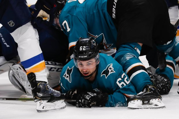 San Jose Sharks at the break: How did it get this bad?