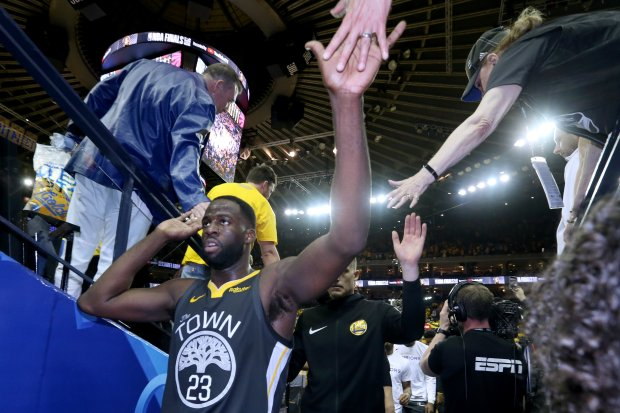 a82624dd64e How Draymond Green inspired the Warriors entering Game 5