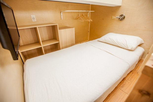 Rent A Bunk Bed For 1 200 A Month Only In San Francisco