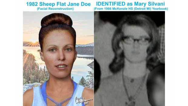 Thanks to DNA sleuths, a Lake Tahoe Jane Doe killed 37 years ago might finally get a headstone with her name on it