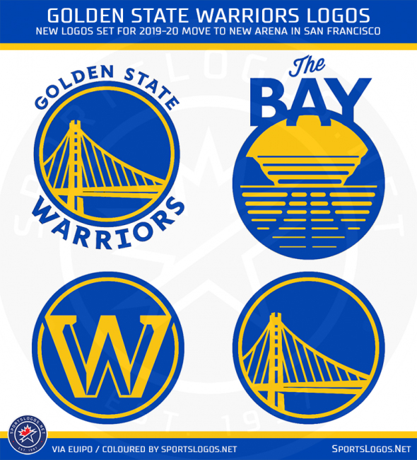 Warriors will change their logo beginning next season