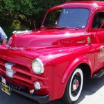 Me My Car 1952 Dodge Panel Truck Not Bought For A Profit
