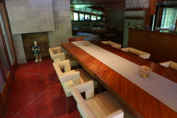 Follow Frank Lloyd Wright's footsteps in Bay Area home tour