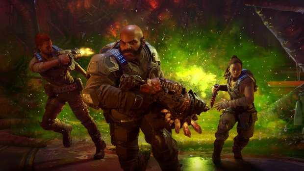 Review: 'Gears of War 5' uses past to set path for future