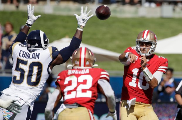 49ers Vs Rams 5 Keys To San Francisco Victory