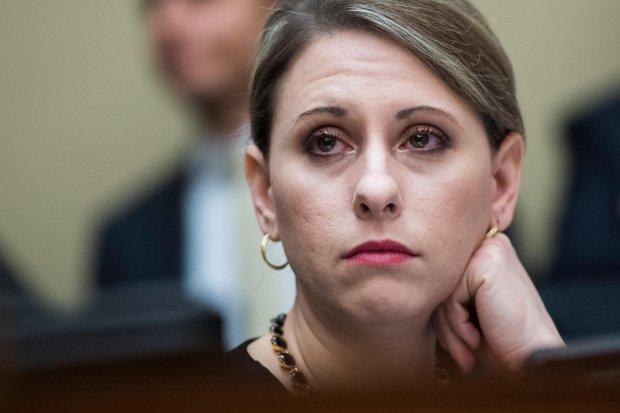 California congresswoman Katie Hill denies rumor of affair