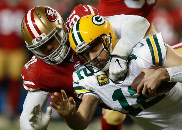 49ers on Thursday: Sack leader Arik Armstead leaves practice