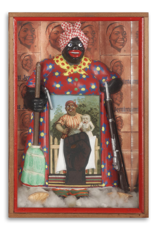 Black Art Black History Paintings