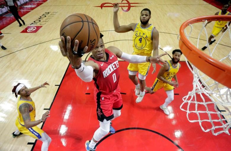 Live updates: Warriors vs. Rockets. Wednesday night