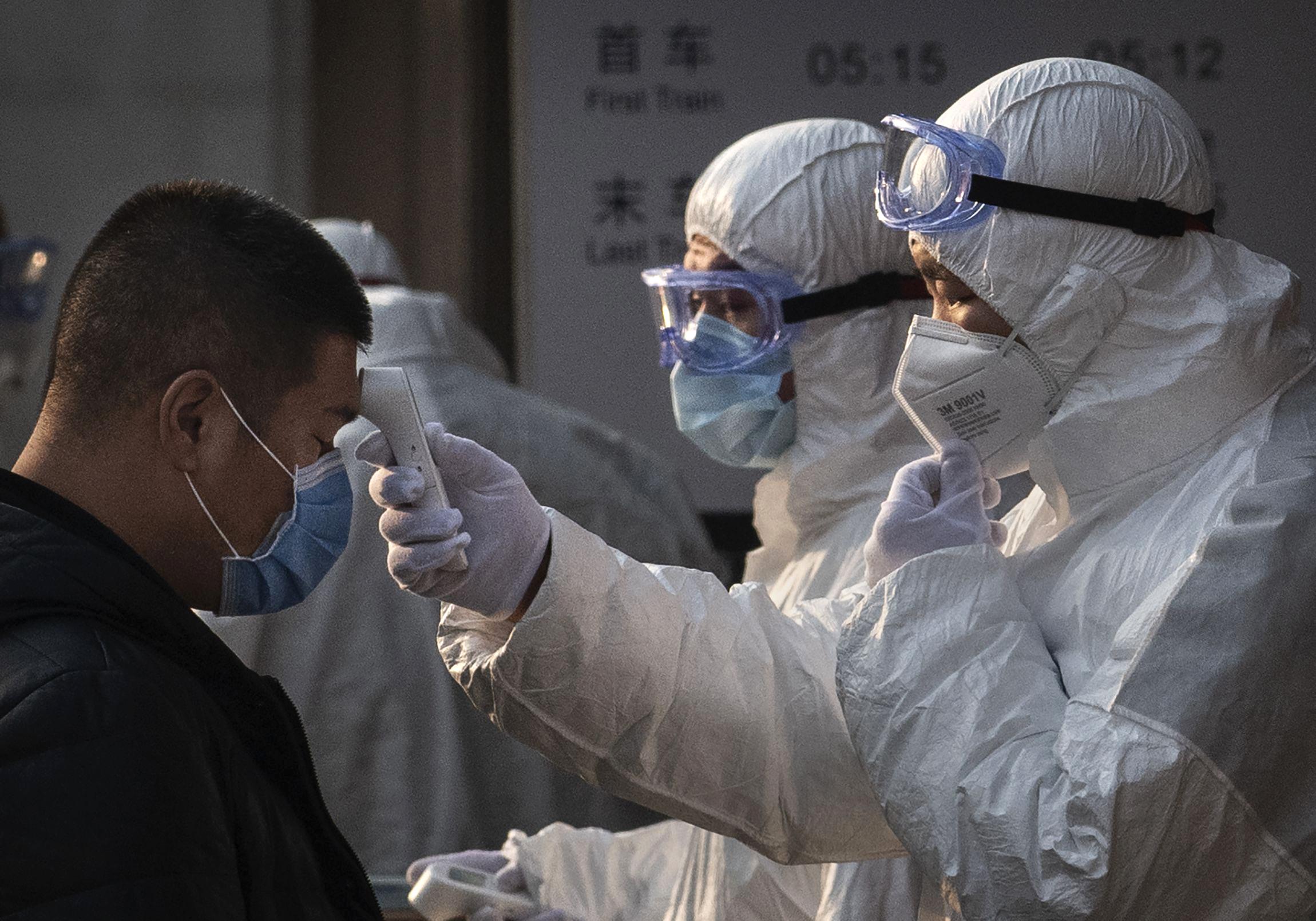 Coronavirus: China needs U.S. experts, health officials say