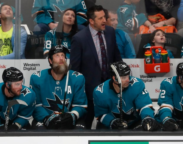 Panthers 5, Sharks 3: Brenden Dillon emotional as trade deadline approaches