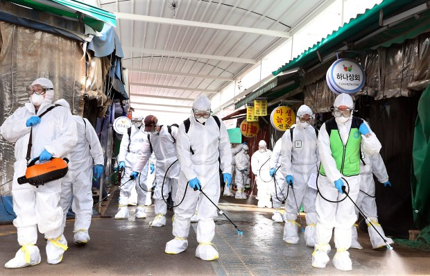 Coronavirus: What can the Bay Area learn from South Korea