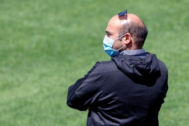 Kurtenbach: Giants return was far from normal