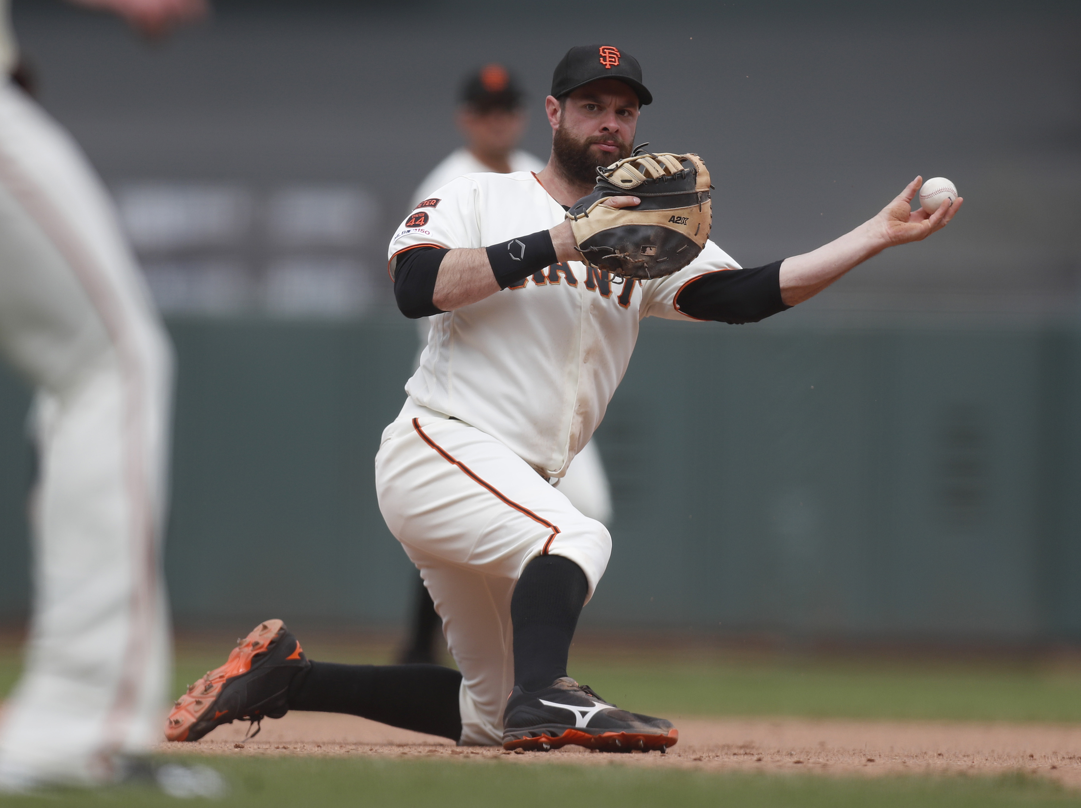 SF Giants' way too early 2021 Opening Day roster prediction