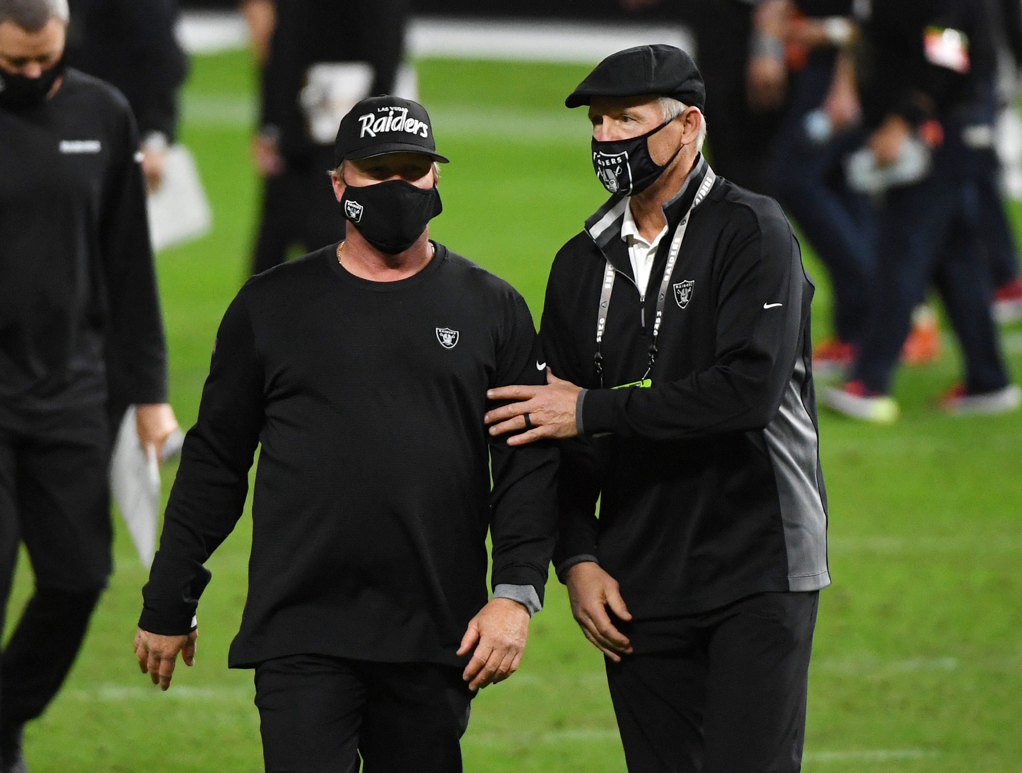 Raiders must meet expectations of a winner, and beating Atlanta is the first step