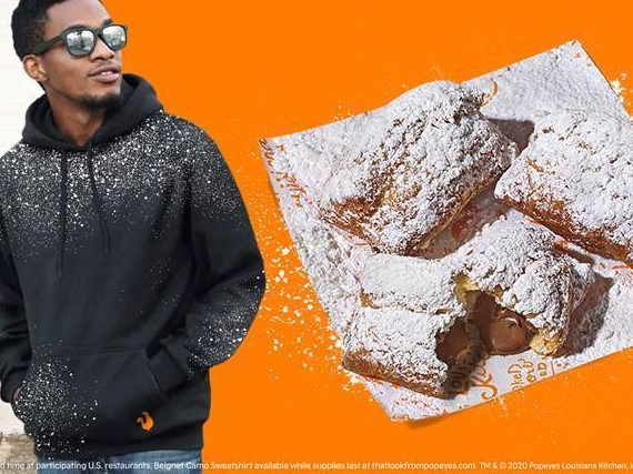 For the first time ever, Popeyes will add this New Orleans classic to the menu