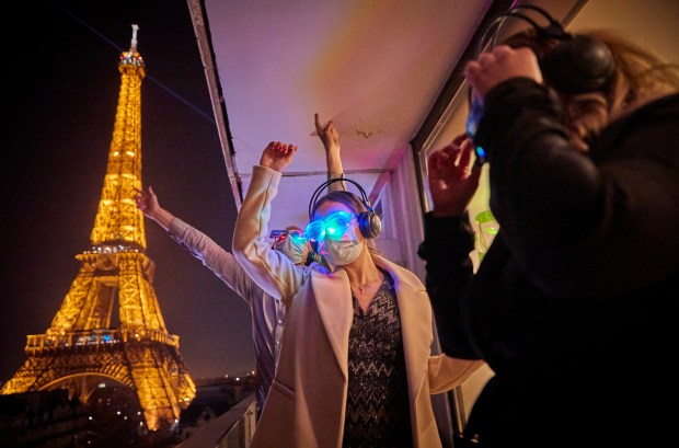 New Year's Evening celebrations from around the world 14