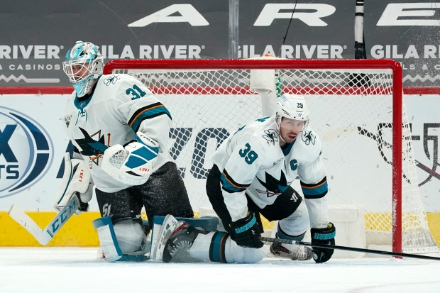 Sharks takeaways: Split series with Coyotes could be sign of what's to come