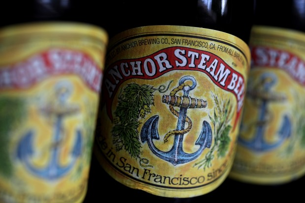 Anchor Steam's beer logo redesign: Love it or really, really hate it?