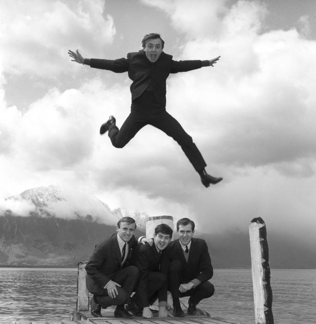 Gerry Marsden, lead singer of Gerry and the Pacemakers, dies at 78