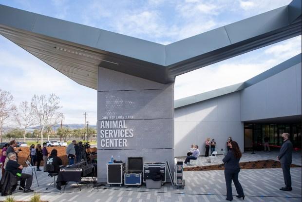 Photos: Santa Clara County opens new Animal Services Center in San Martin 4