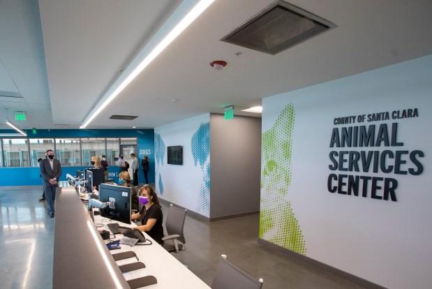 Photos: Santa Clara County opens new Animal Services Center in San Martin 9
