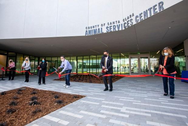 Photos: Santa Clara County opens new Animal Services Center in San Martin 14